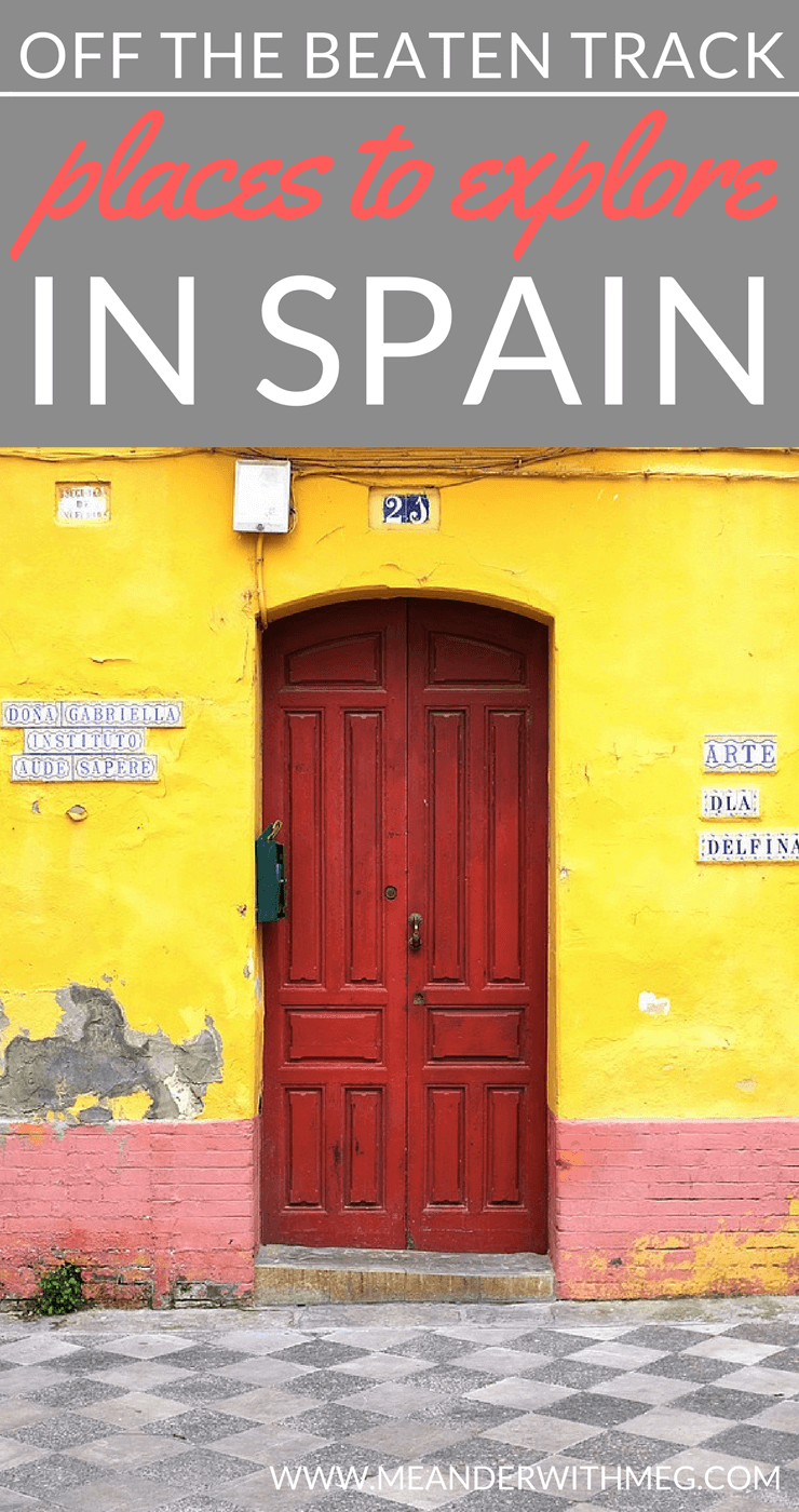 Are you looking for things to do in Spain? Places to explore in Spain that are off the beaten track? If you want to discover what Spain has to offer away from the crowds, read on to find out beautiful small towns to explore in Spain.