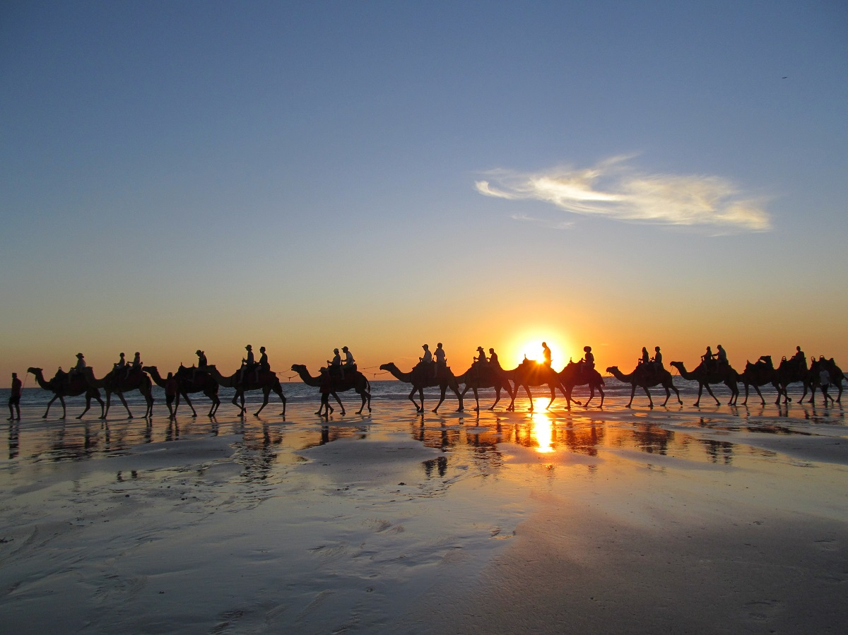 Cable-Beach-Broome-Western-Australia-Sunset