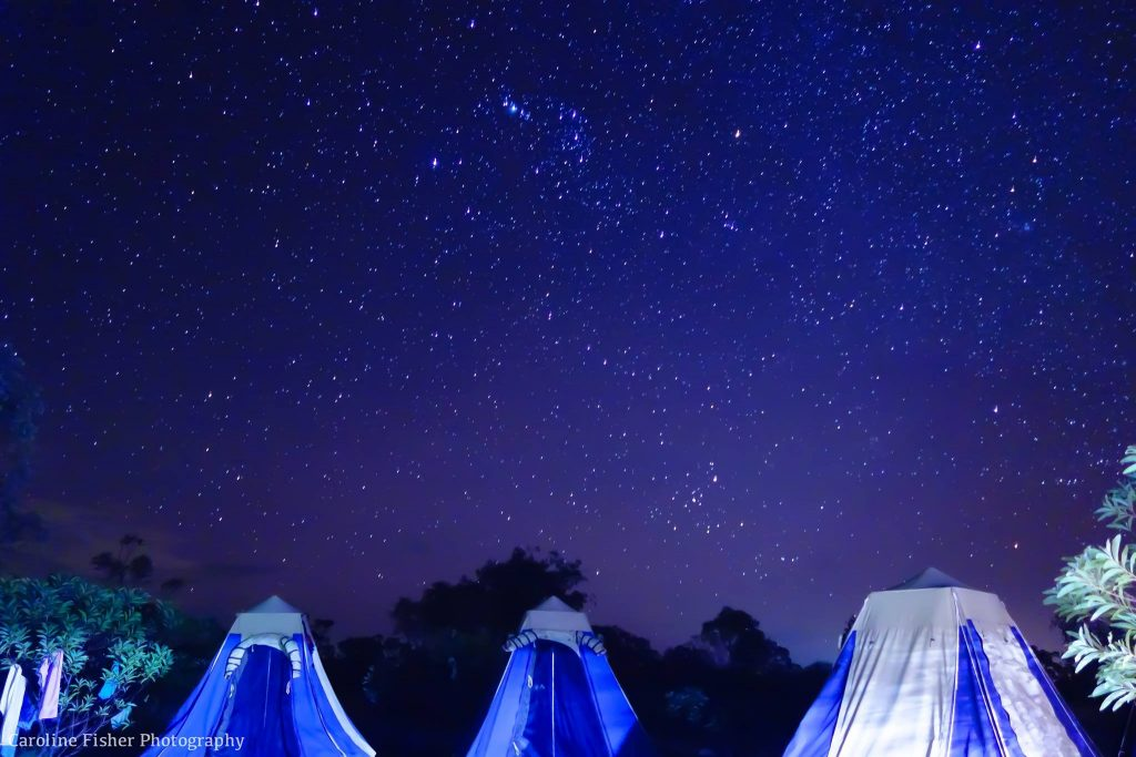 Sleeping Under The Stars In Karijini National Park
