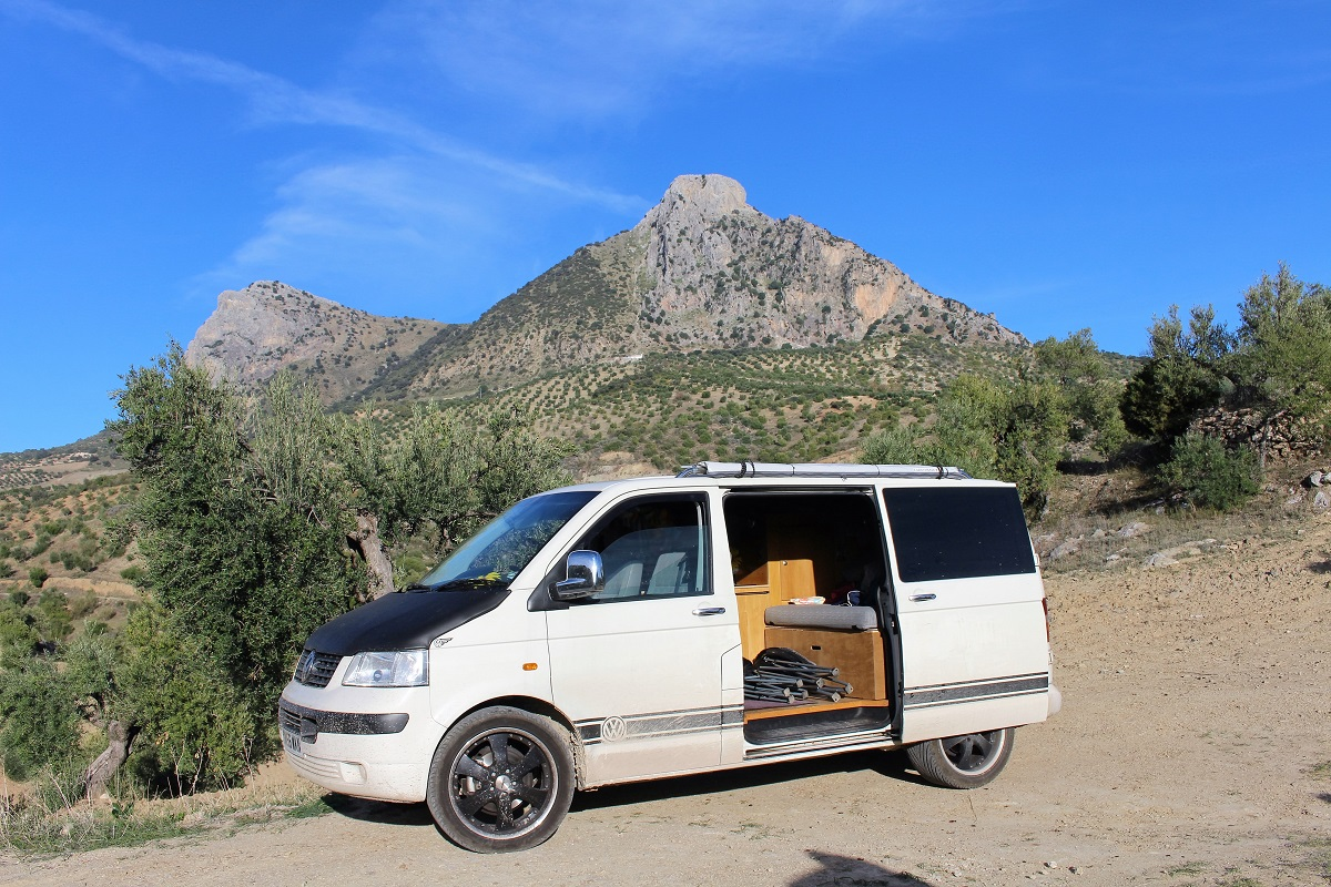 Travelling Europe In A Campervan