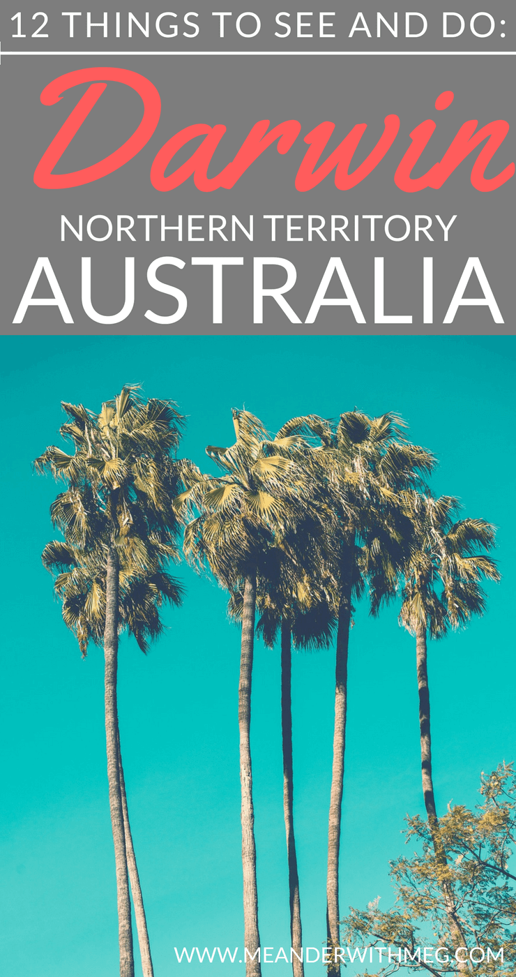 Everyone should visit Darwin in the Northern Territory. If you're planning your trip then here's a Darwin guide on what to see, what to do and where to eat.