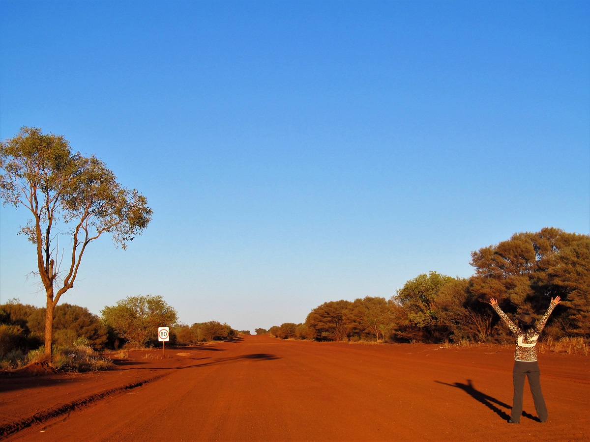 Northern Territory hit list outback road