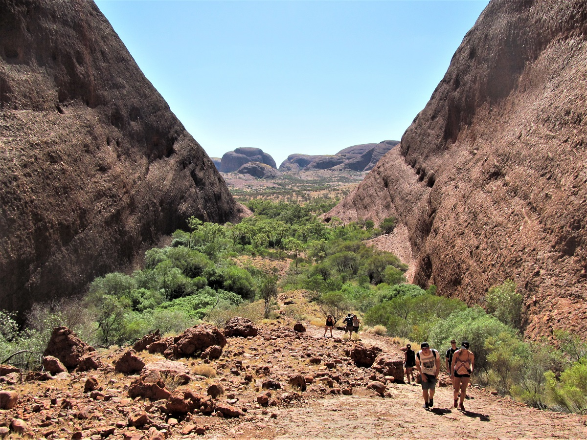 Northern Territory hit list Kings Canyon