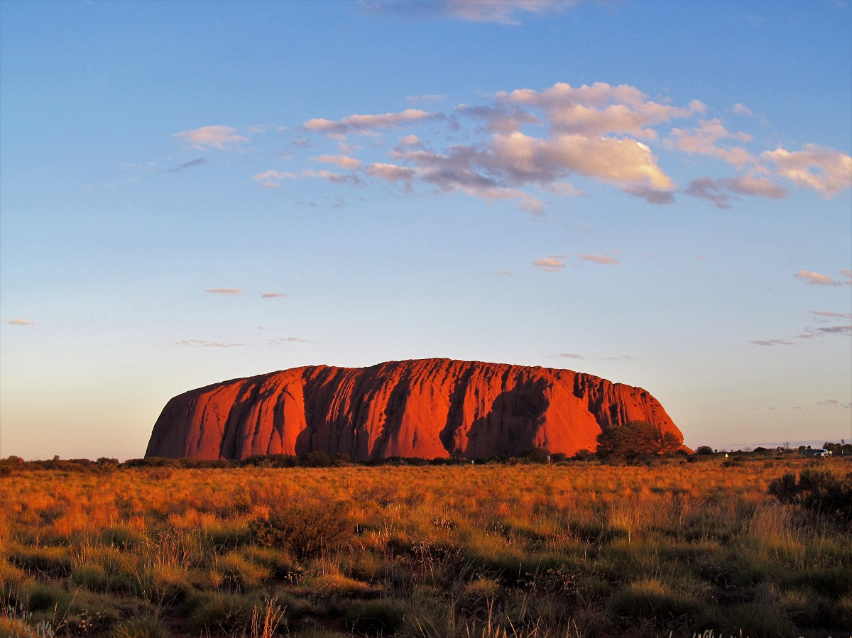 Face-To-Face With An Icon: How It Felt To Visit Uluru