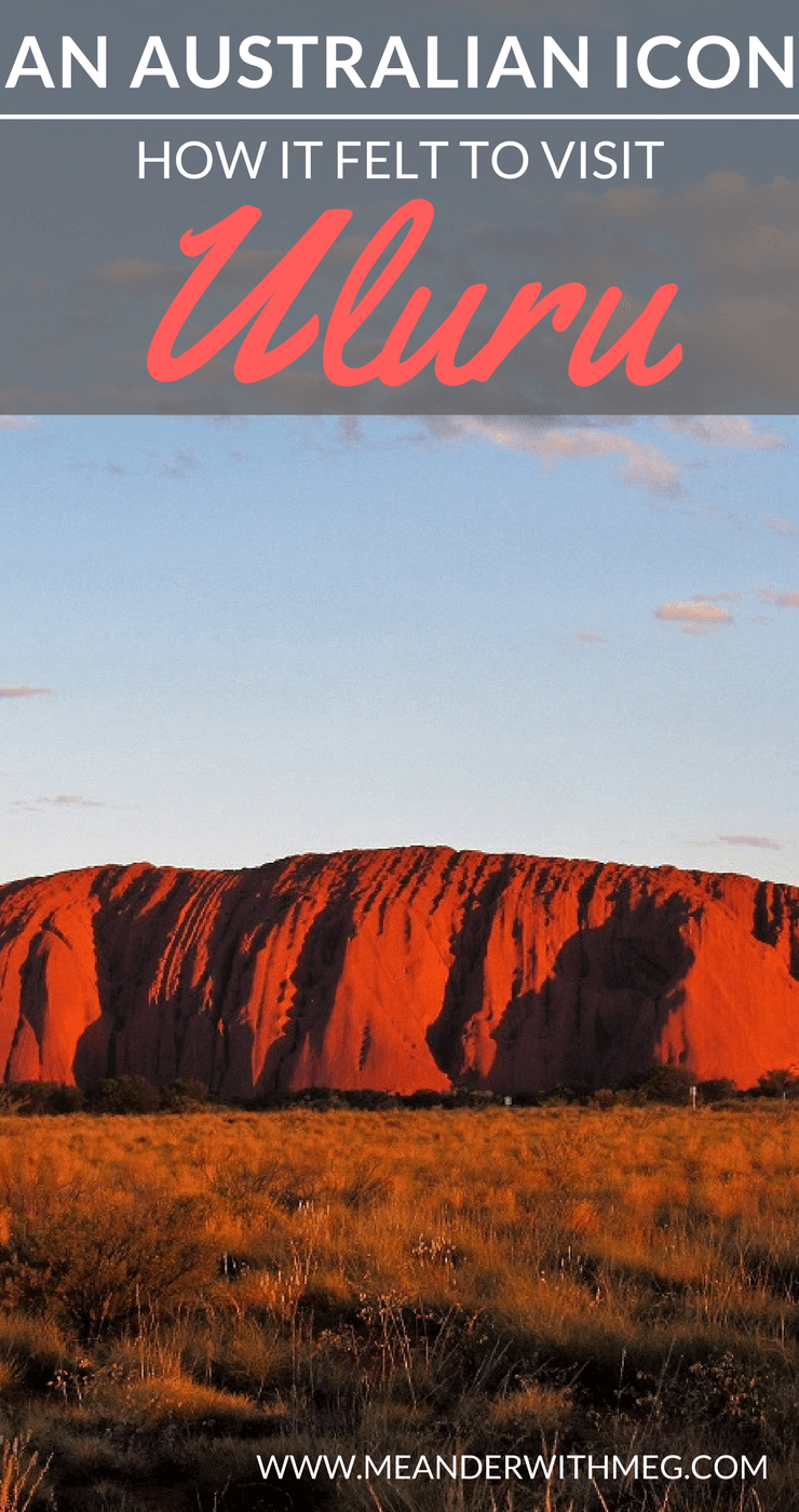 Every tourist in Australia should visit Uluru. Not only is it a beautiful international icon, it's a spiritual place rich in cultural history.