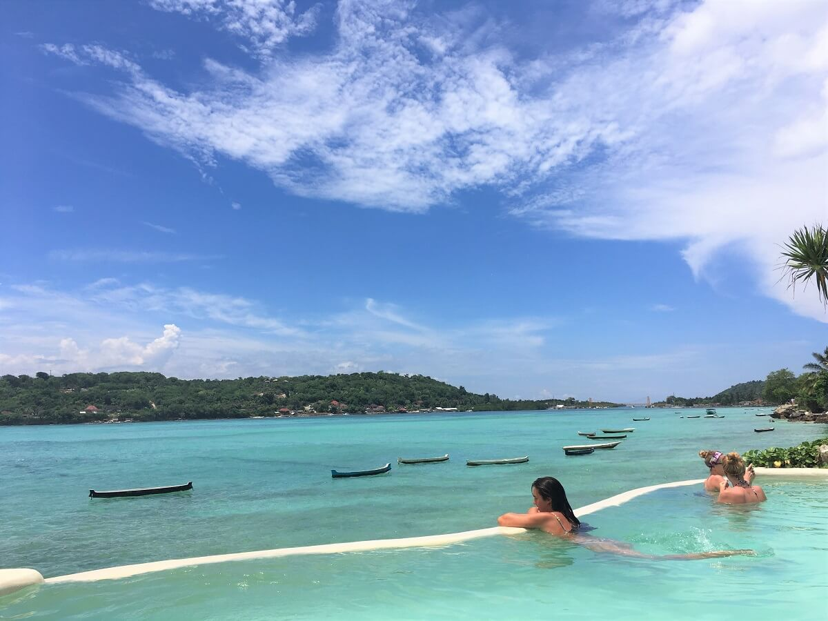 Island Escape: Exploring Nusa Ceningan, Indonesia