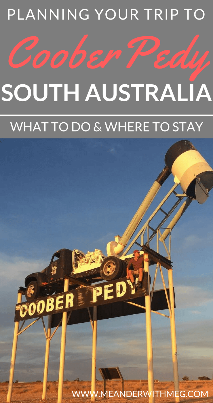 Coober Pedy is one of Australia's most iconic outback destinations. If you're looking to get off the beaten path in Australia, then head to the opal capital of the world. What to do and where to stay in Coober Pedy, South Australia.