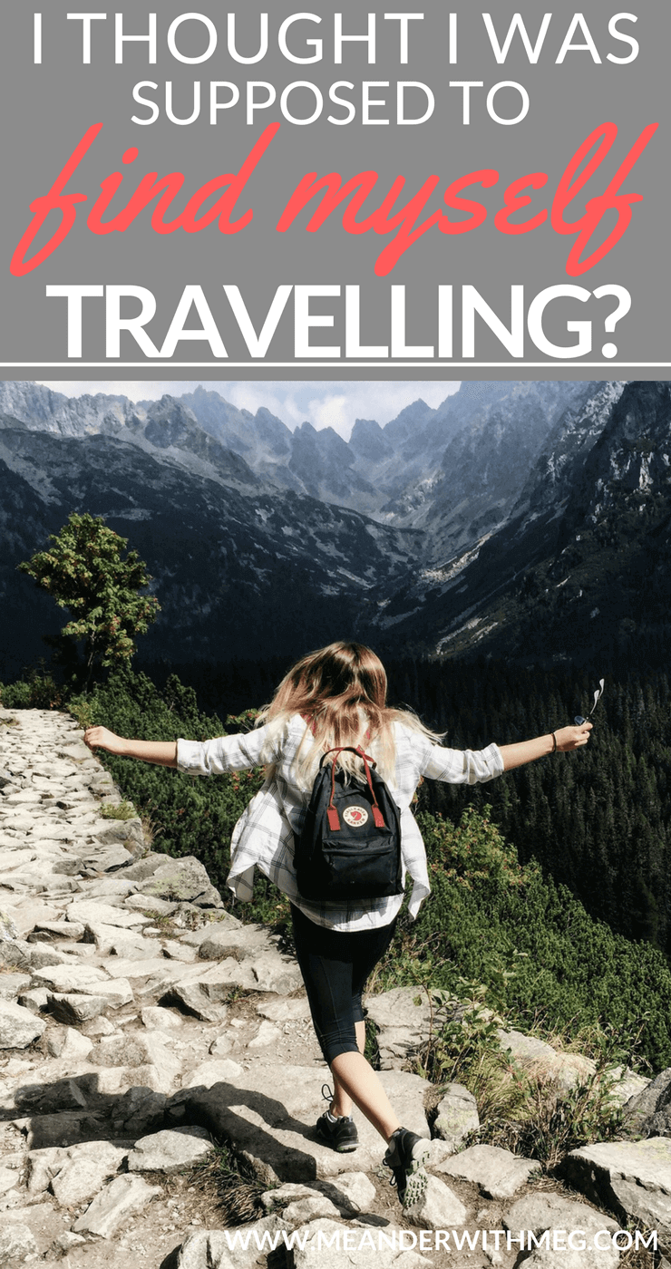 I never set out to find myself travelling. Long term travel became a lifestyle for me unintentionally. I embraced backpacker travel and solo female travel, but didn't realise the lasting effect it would have on me. Click to find out.